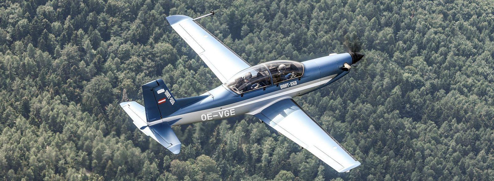 Самолет Diamond DART Series
