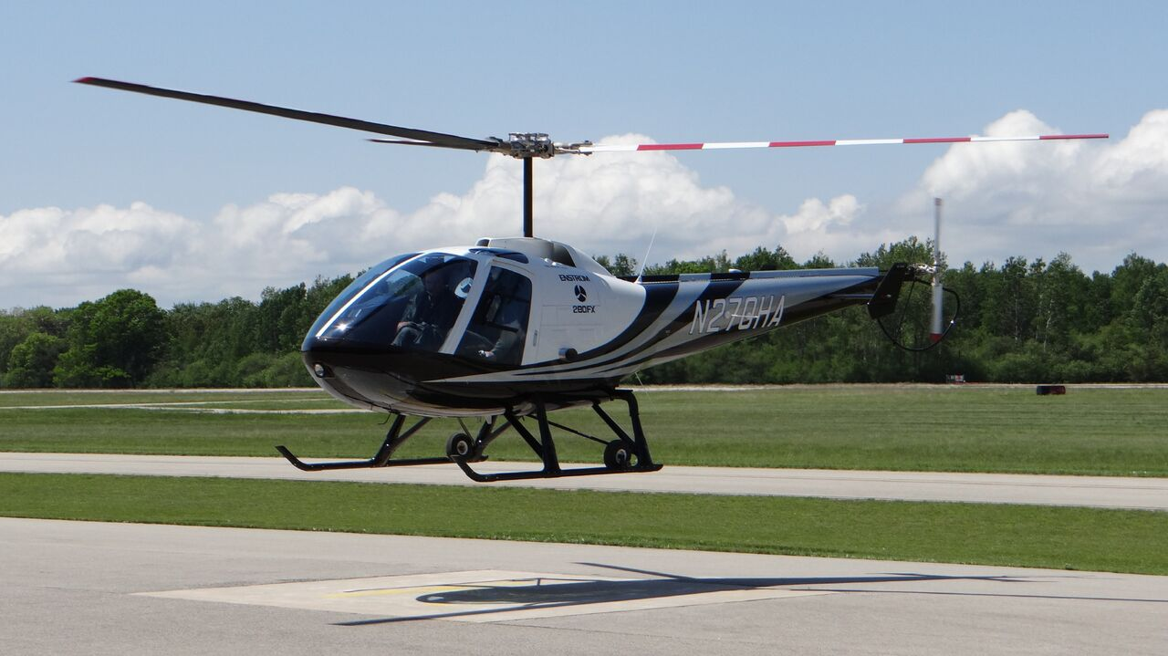 Вертолет Enstrom 280FX
