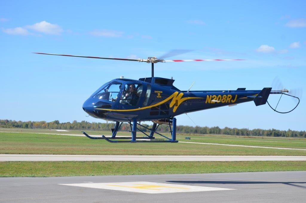 Вертолет Enstrom 480B